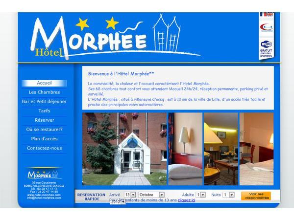 Hotel Morphée