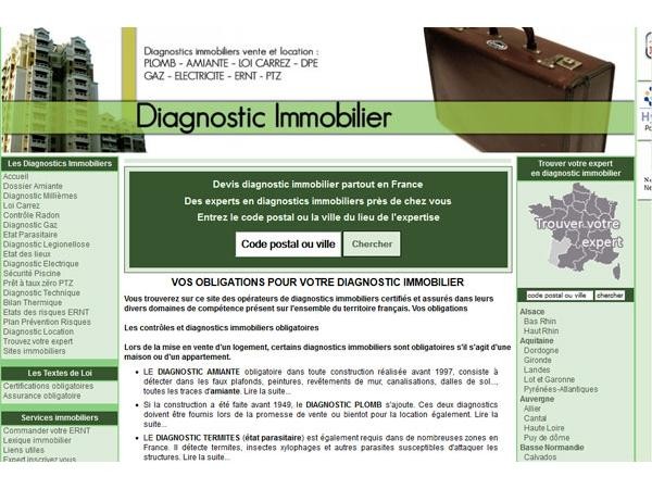 Experts Certifiés Diagnostic Immobilier