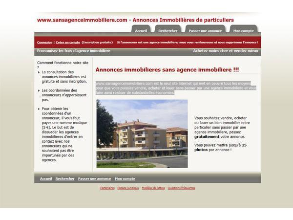 www.sansagenceimmobiliere.com