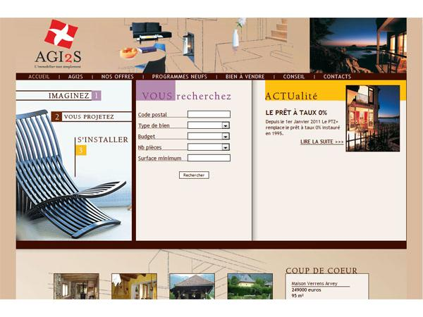 Agence immobiliere en Savoie et Haute Savoie - AGI2S