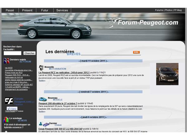 Forum-Peugeot