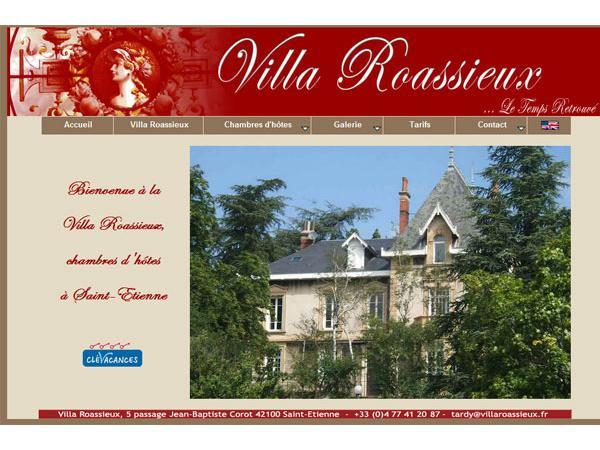 Villa Roassieux : le temps retrouvé