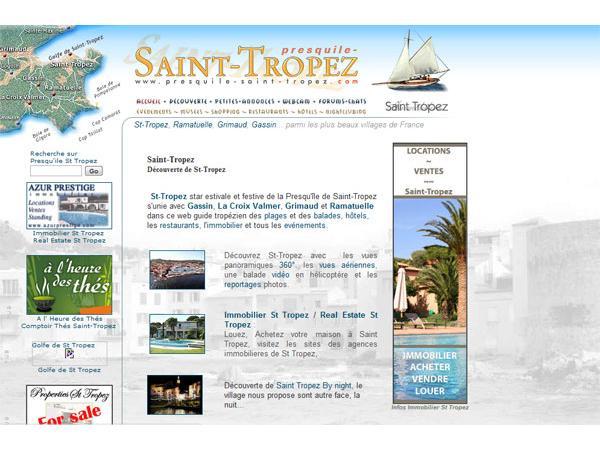 Presqu'ile de Saint Tropez