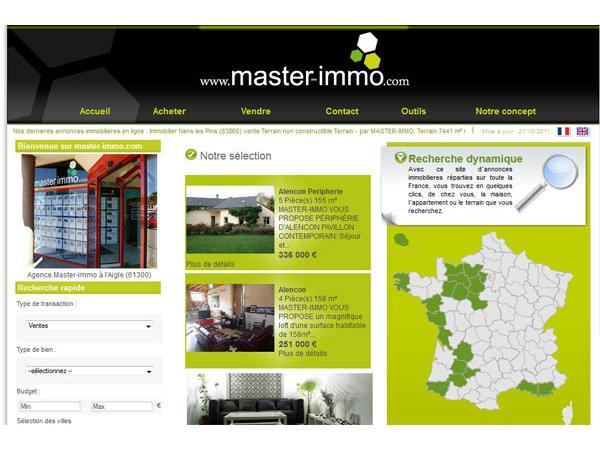 MASTER-IMMO