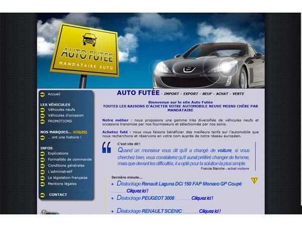 Auto Futée Mandataire Automobile