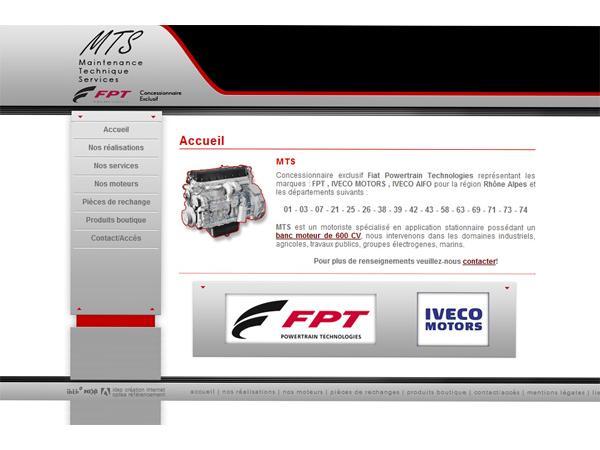 Conception, maintenance et réparation de moteurs