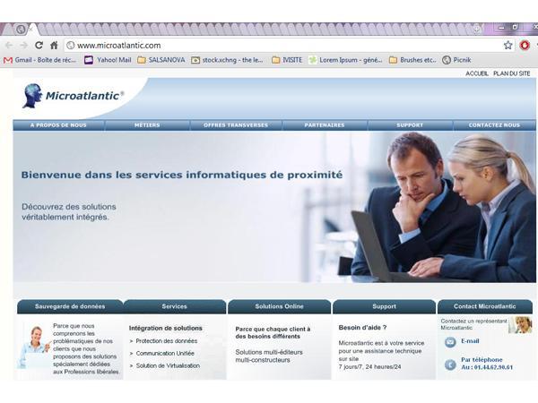 Microatlantic - Services Informatiques de Proximité