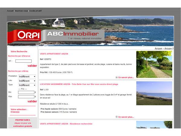 Location vacances Golfe du Morbihan