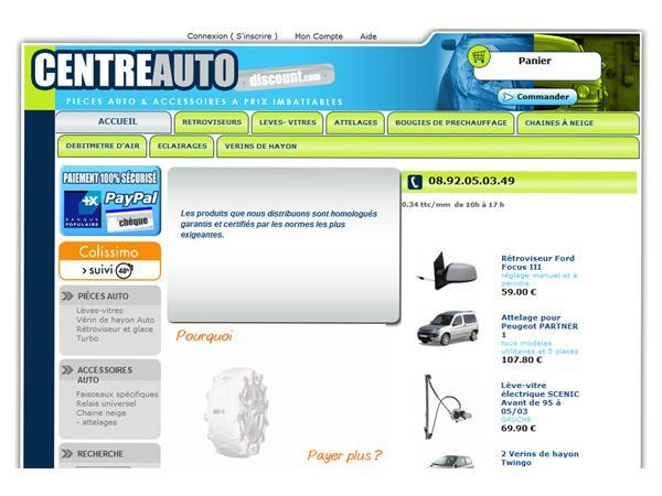 Centre Auto Discount