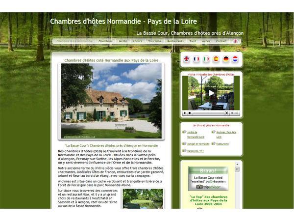 Normandie Chambre d'Hôte