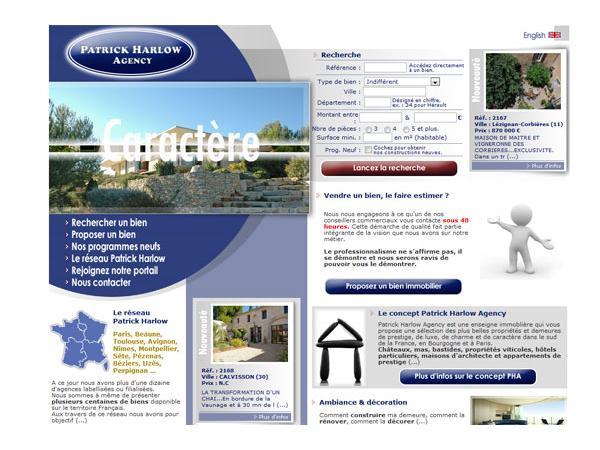 Maisons prestige maison et villa with maisons prestige for Achat maison de prestige