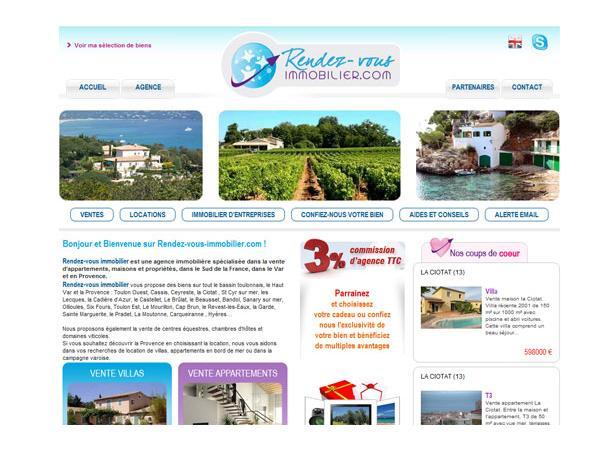 Rendez-vous Immobilier : immobilier Toulon et ses alentours