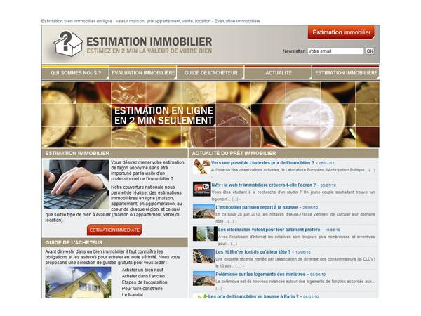 Estimation-immobilier