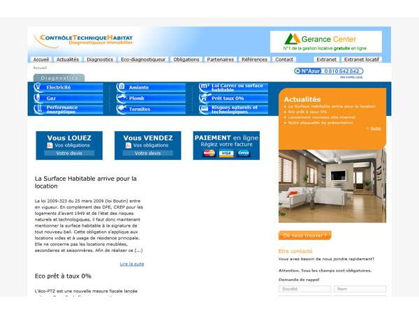 CTHabitat - Diagnostiqueur Immobilier
