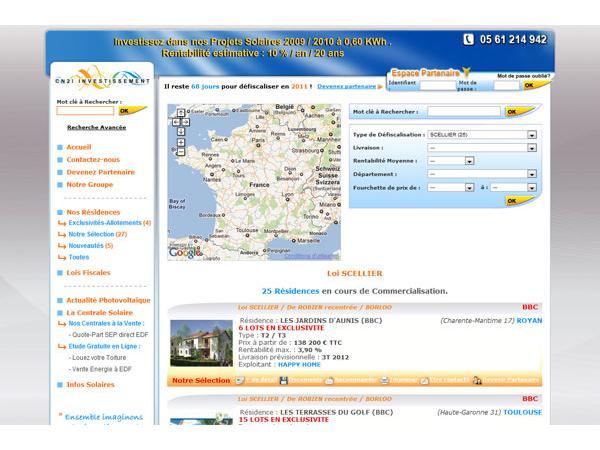 www.CN2i.fr Défiscalisation Immobilière