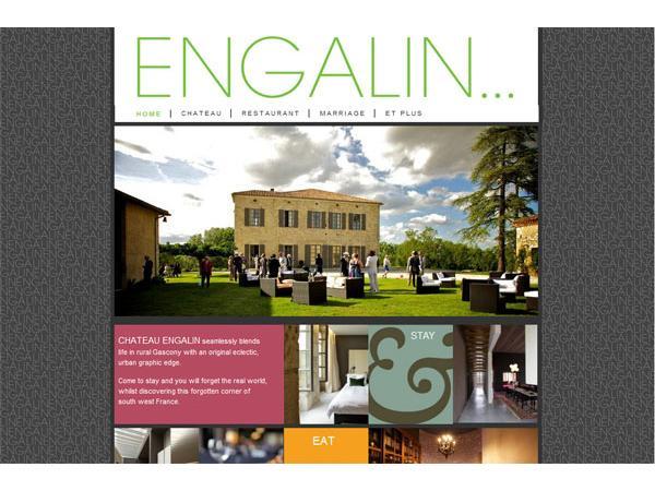 Château d'Engalin à vendre