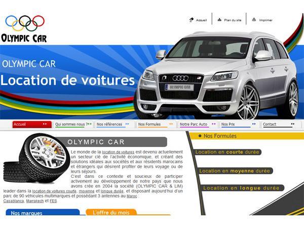 location voiture - maroc - casablanca - marrakech