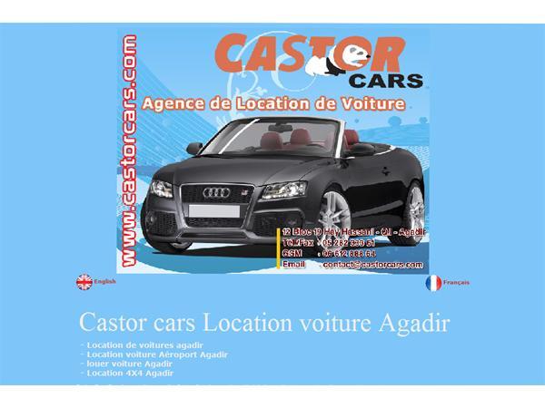 CASTOR CARS location de voiture a agadir au maroc