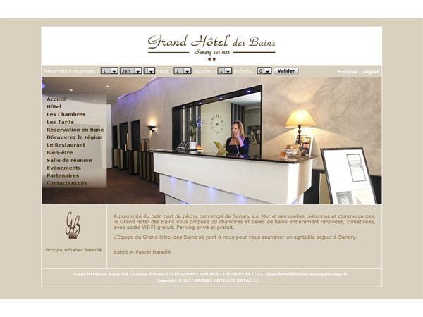 1 Hotel de Charme à Sanary en Provence