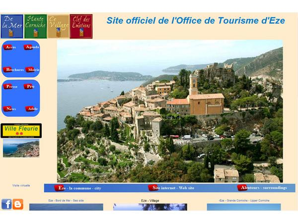 Office de tourisme de Eze