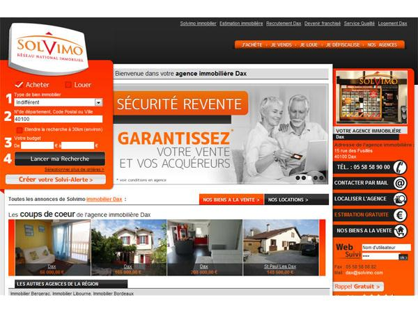 Solvimo Immobilier Dax