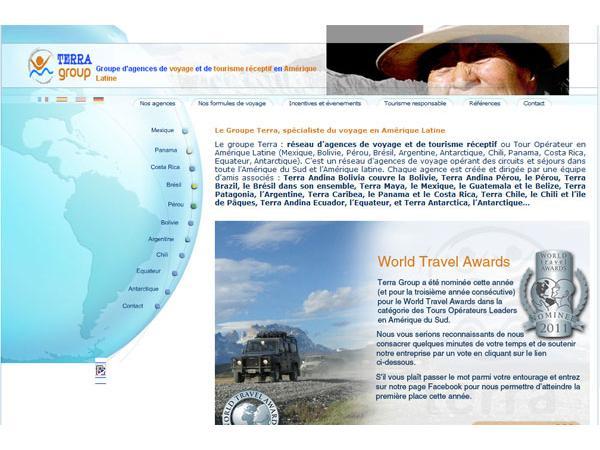 Terra Explora, tourisme réceptif en Amérique Latine