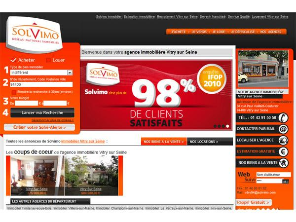 Solvimo Immobilier Vitry-sur-Seine