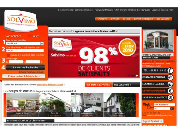Solvimo Immobilier Maisons-Alfort