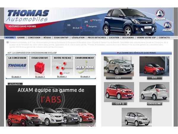 Thomas Automobiles