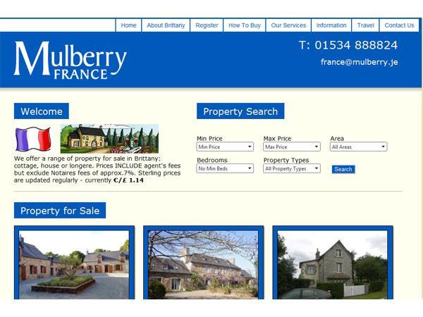 Agence Mulberry Immobilier de qualité sur Brusvily