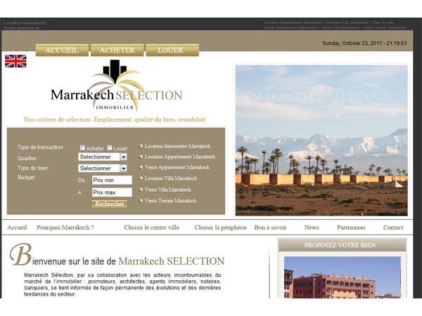 location appartement marrakech, vente, achat