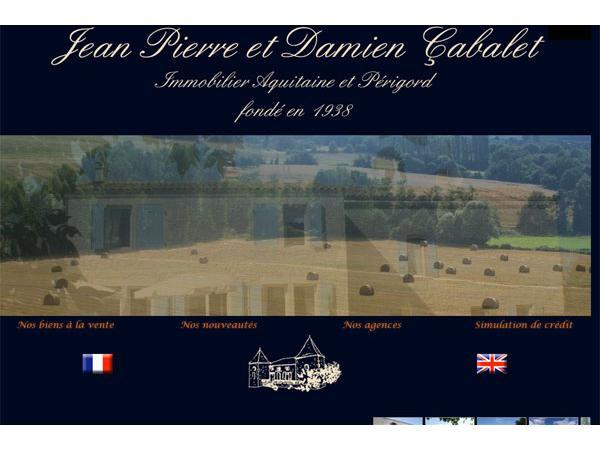 Cabalet immobilier Lot et Garonne