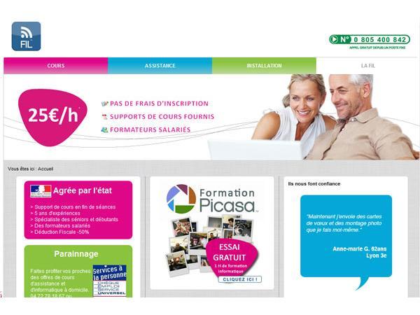 FIL - Formation Informatique Lyonnaise