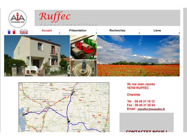 Ruffec Agence Immobiliere