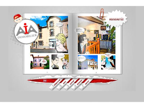 Immobilier sur Angouleme - AIA Immobilier