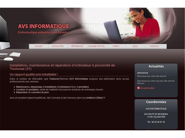 Maintenance et dépannage ordinateur, à Toulouse