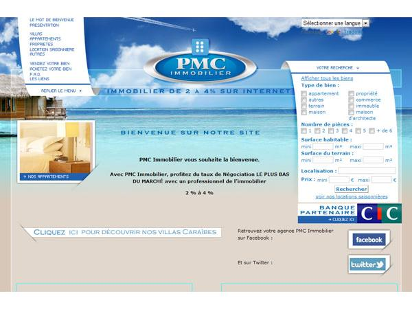 Cabinet pmc immobilier