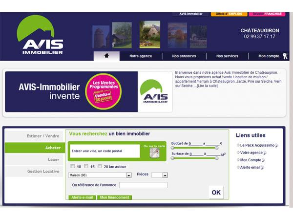 Avis Immobilier Chateaugiron