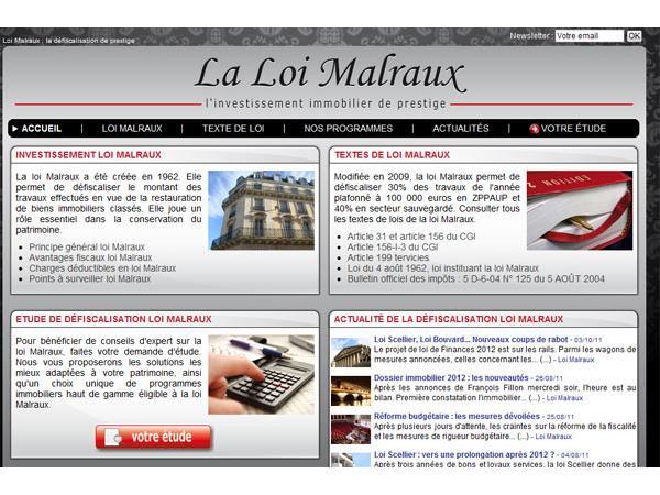 Défiscalisation loi Malraux : Défiscalisation et investissement haut de gamme
