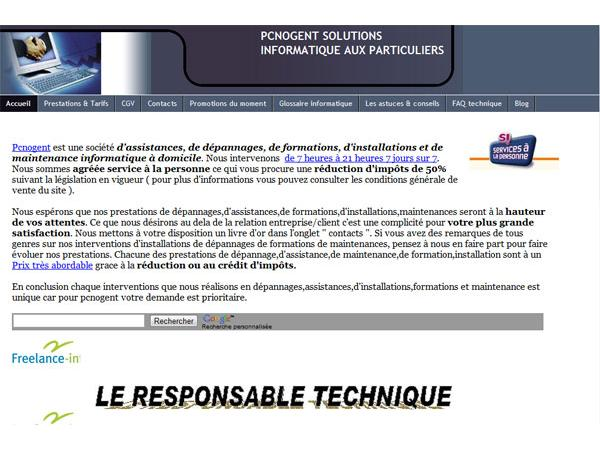 pcnogent solutions en informatique
