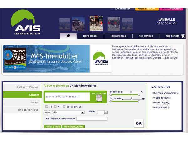 Avis Immobilier Lamballe