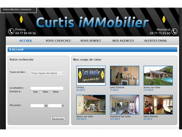 Curtis iMMobilier