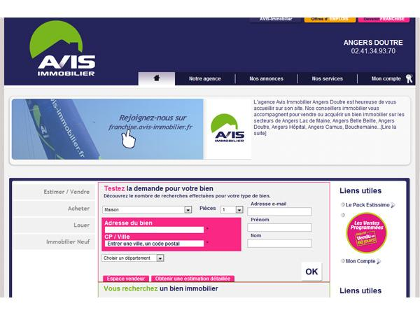 Avis immobilier angers doutre