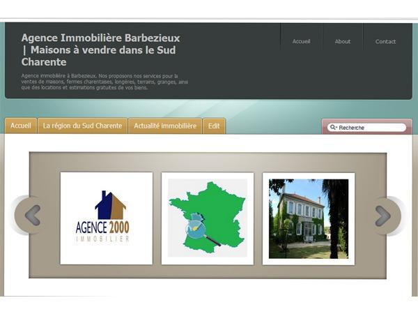 Agence 2000 Barbezieux