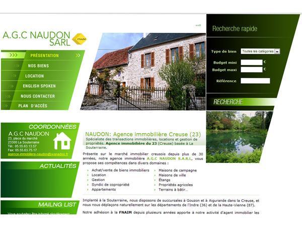 Transaction et gestion de biens dans la Creuse