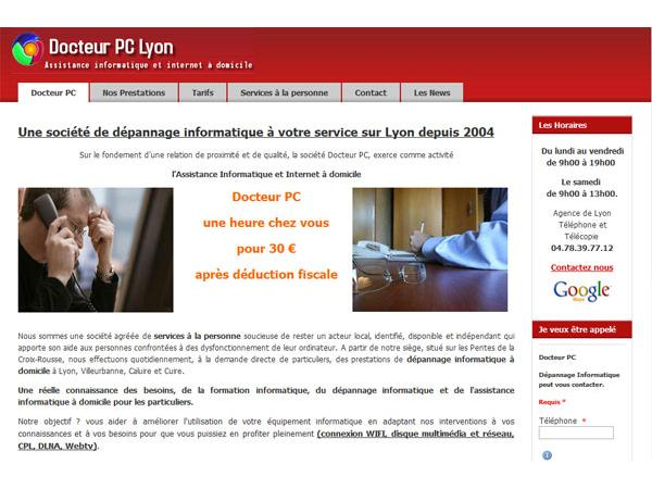 Docteur PC Lyon