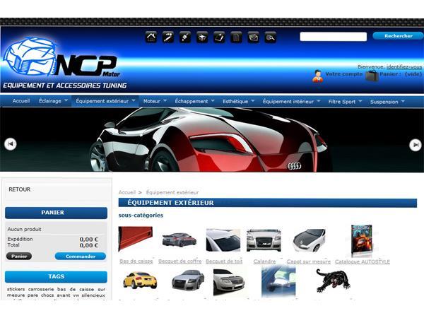 NCPmotor