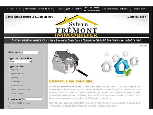 Frémont Immobilier - Nantes