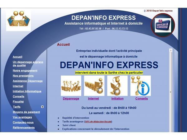 DEPAN'INFO EXPRESS