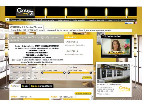 Century21 Central'immo